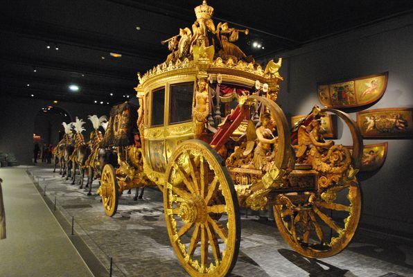 le carrosse du sacre de Napoléon