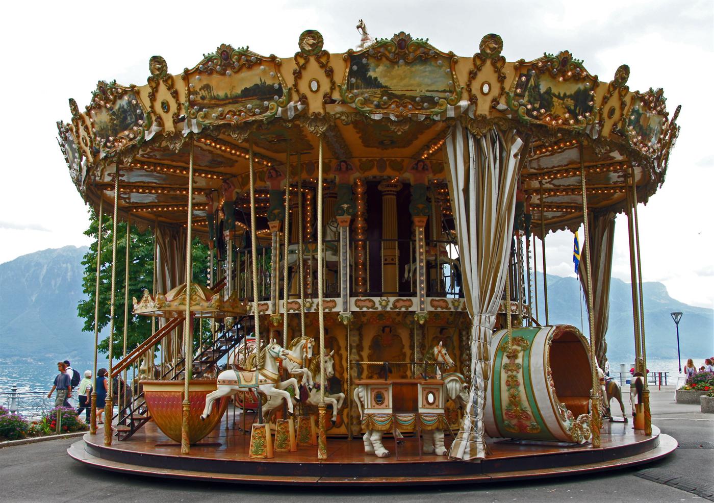 ..Le carrousel..