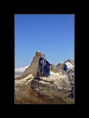 Le Cervin Valais Swiss