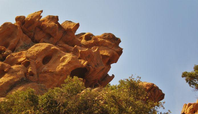 Le chant des rochers