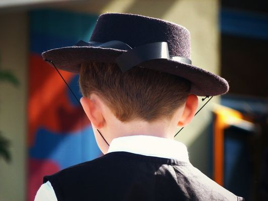 le chapeau du petit breton