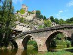 le chateau de Belcastel