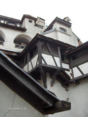 Le Chateau de Dracula - Transylvanie