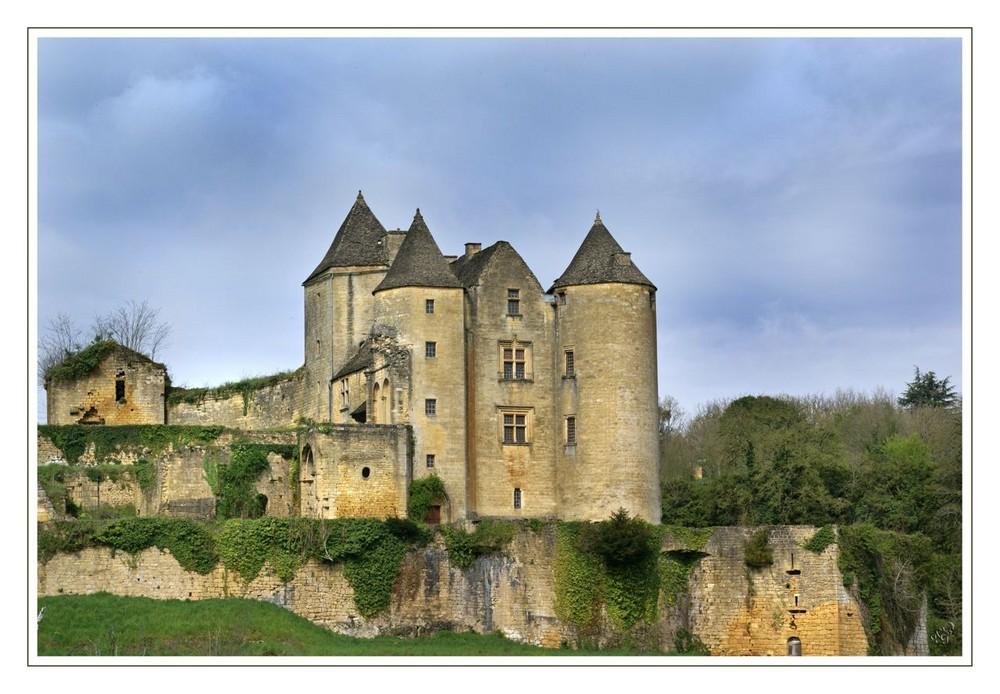 Le chateau de Salvignac