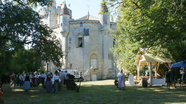 Le Chateau de Savignac