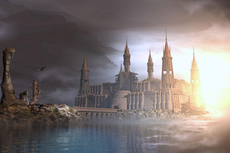 le chateau du bout du monde