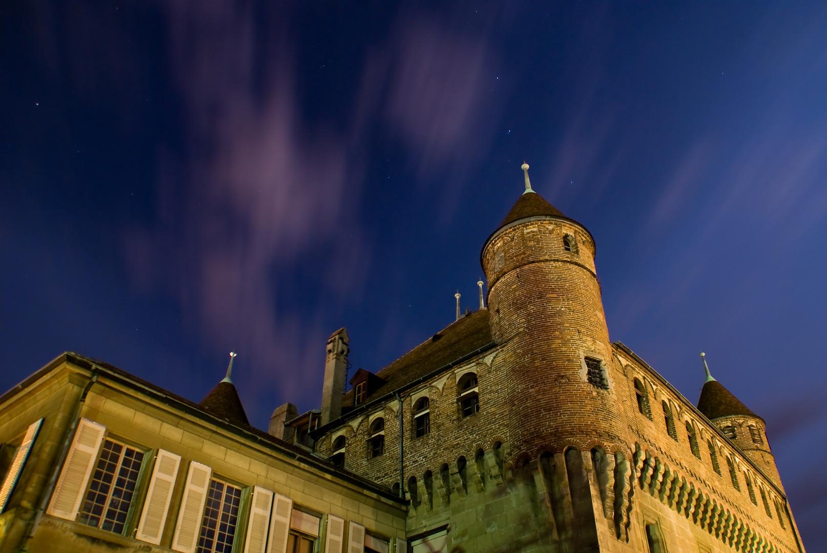 Le Chateau St Maire, Lausanne