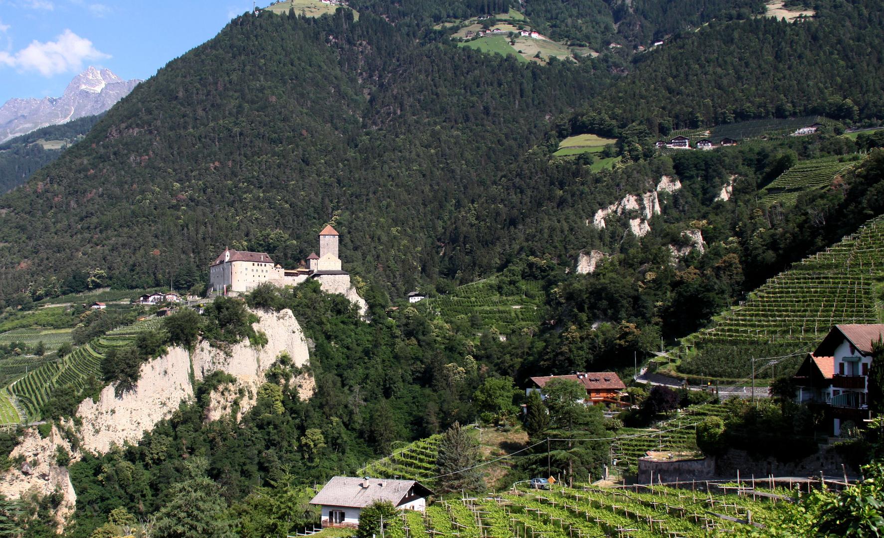 Le chateau Tyrol!