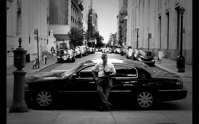 Le chauffeur
