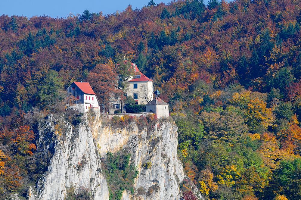 Le château Bronnen