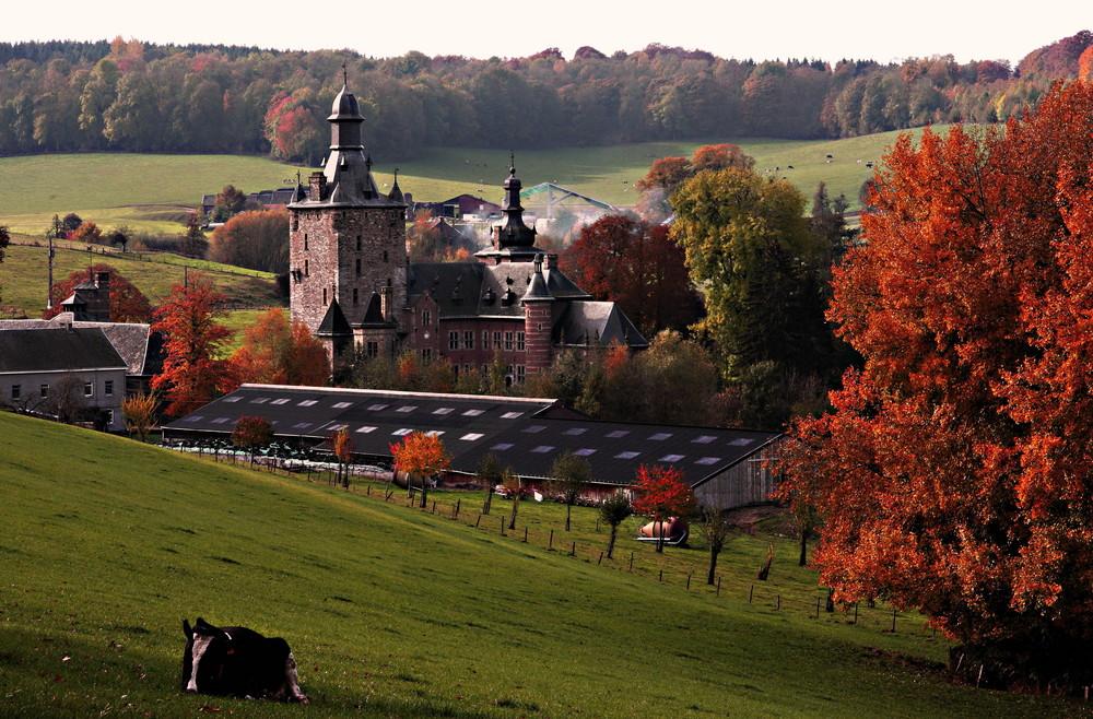 Le château de Beusdael