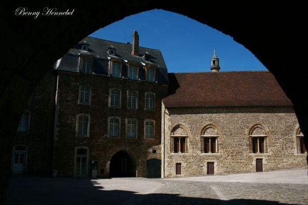 Le Château de Boulogne sur Mer