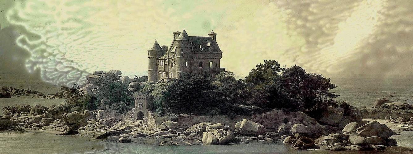 Le château de Costaeres
