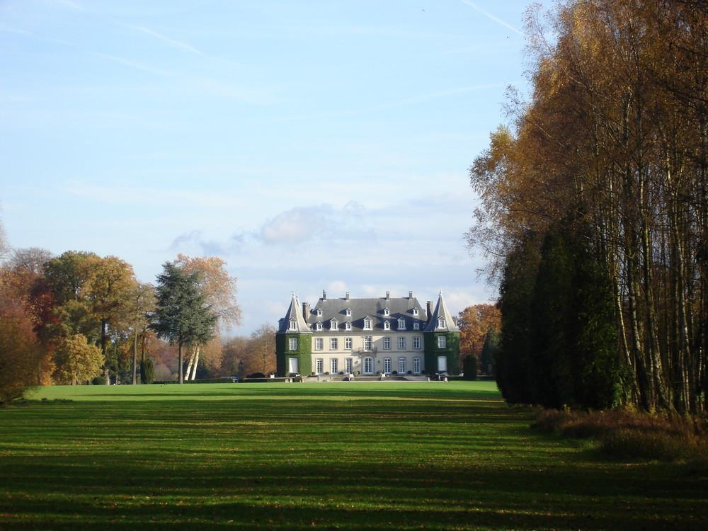 Le château de La Hulpe