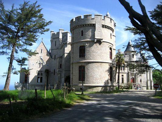 Le château de l'Abadie