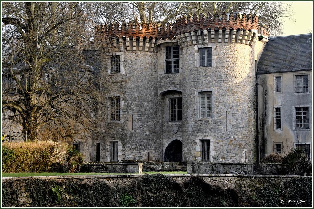 Le château de Milly la Forêt