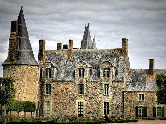 Le château de Mme de Sévigné