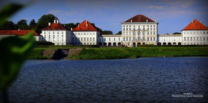 Le château de Nymphenburg (Munich)