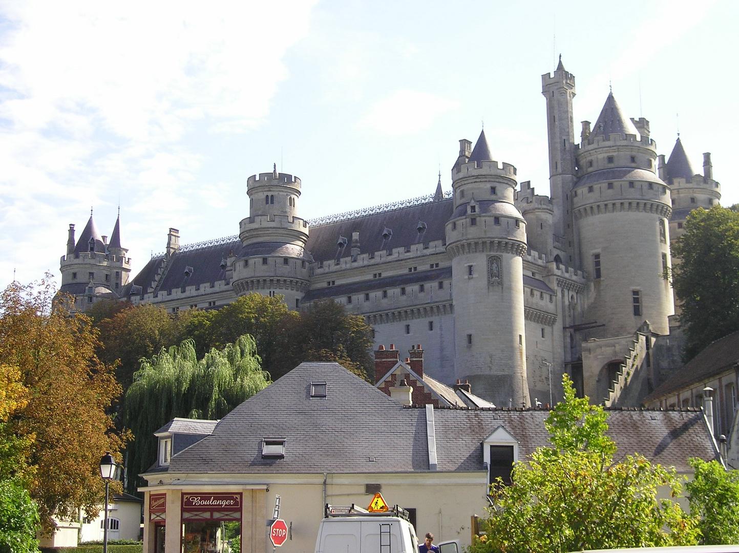 Le Château de Pierrefonds - Oise