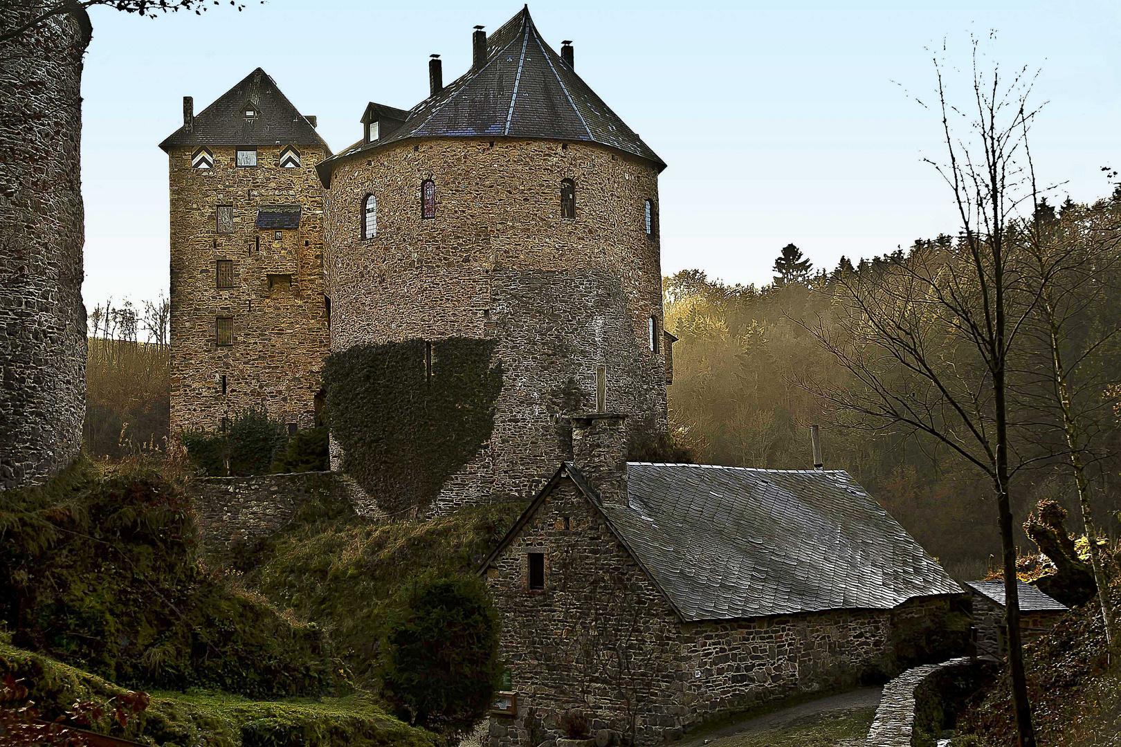 Le château de Reinhardstein