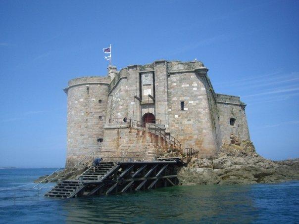 Le Château de Taureau, baie de Morlaix