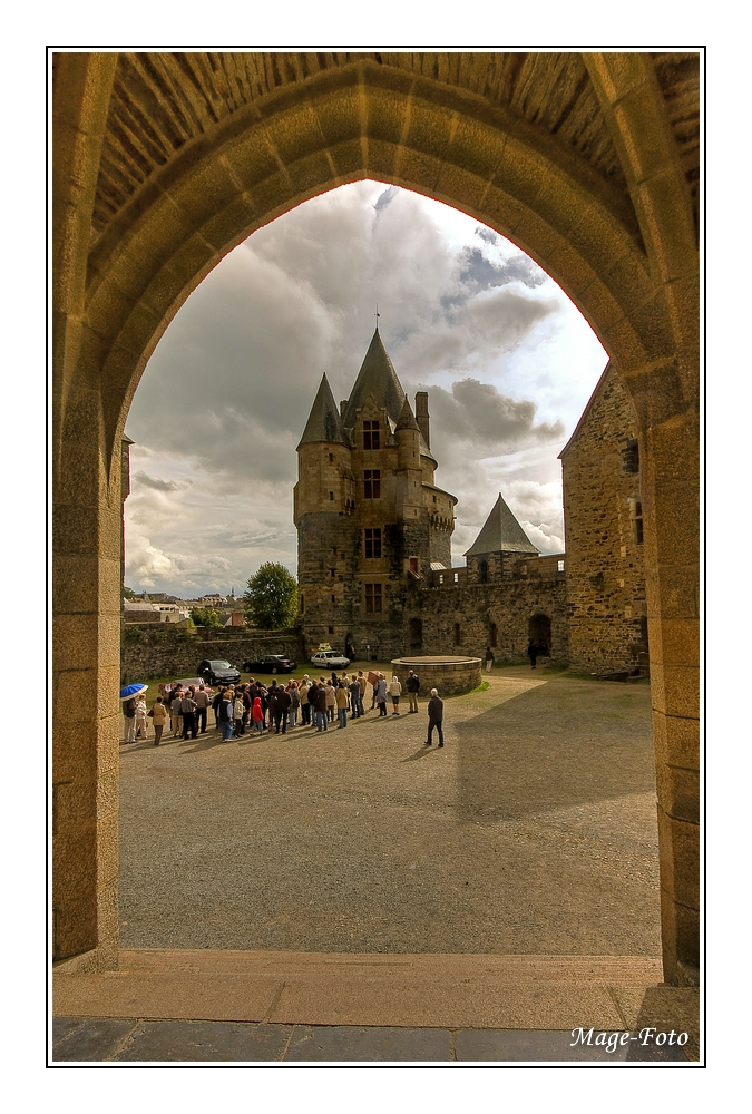 Le Château de Vitré 2