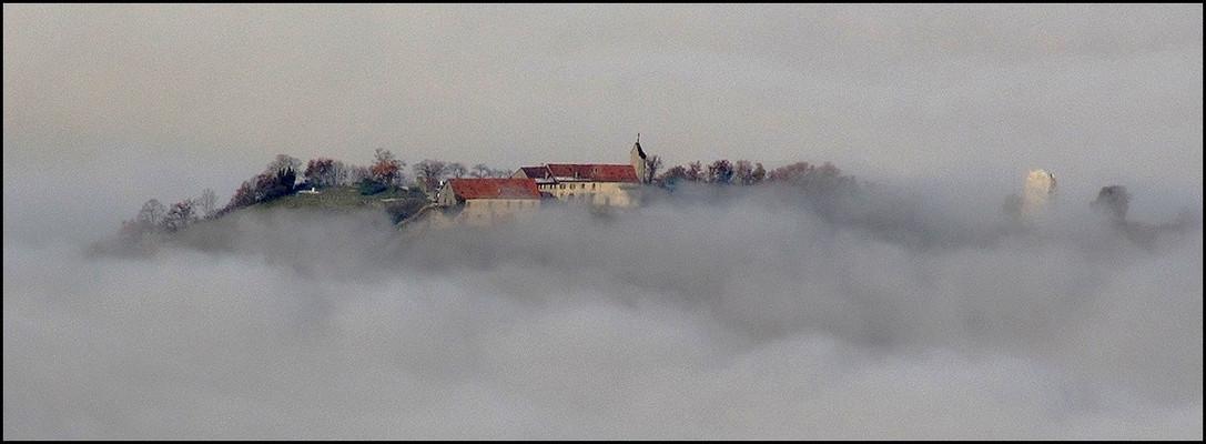 Le château des Allinges