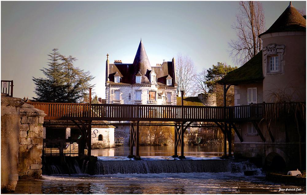 Le château du comte de Moret