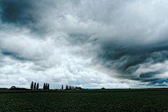 Le ciel alsacien