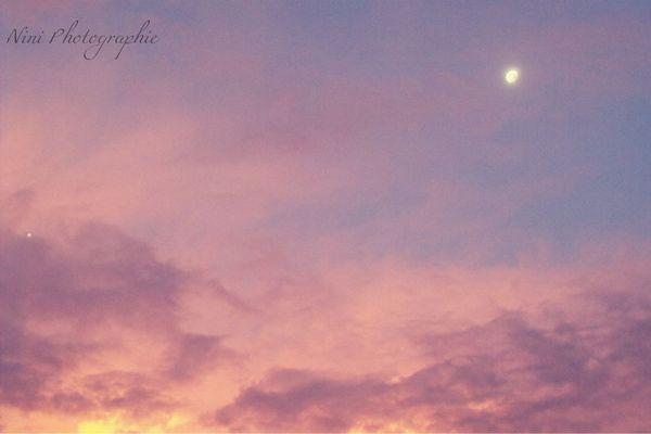 Le ciel et ces couleurs