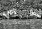 Le cimetiere à bateaux -Douarnenez -29
