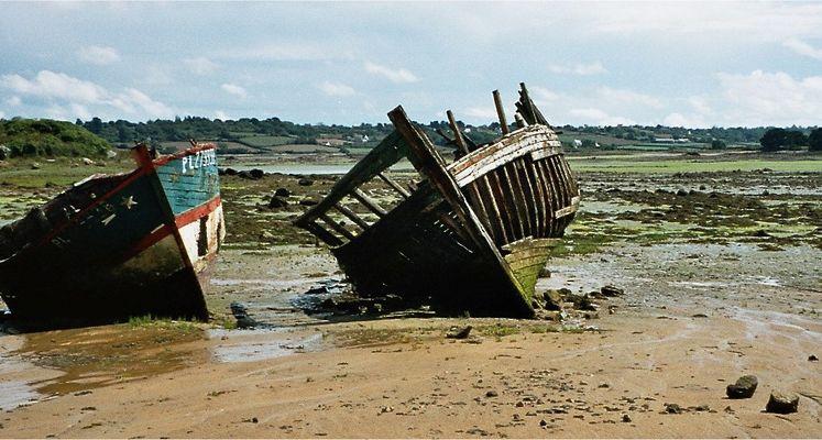 Le Cimetière des bateaux sans nom