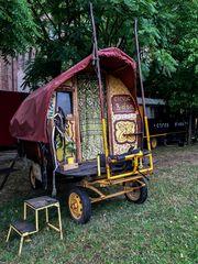 Le Cirque Bidon - caravane