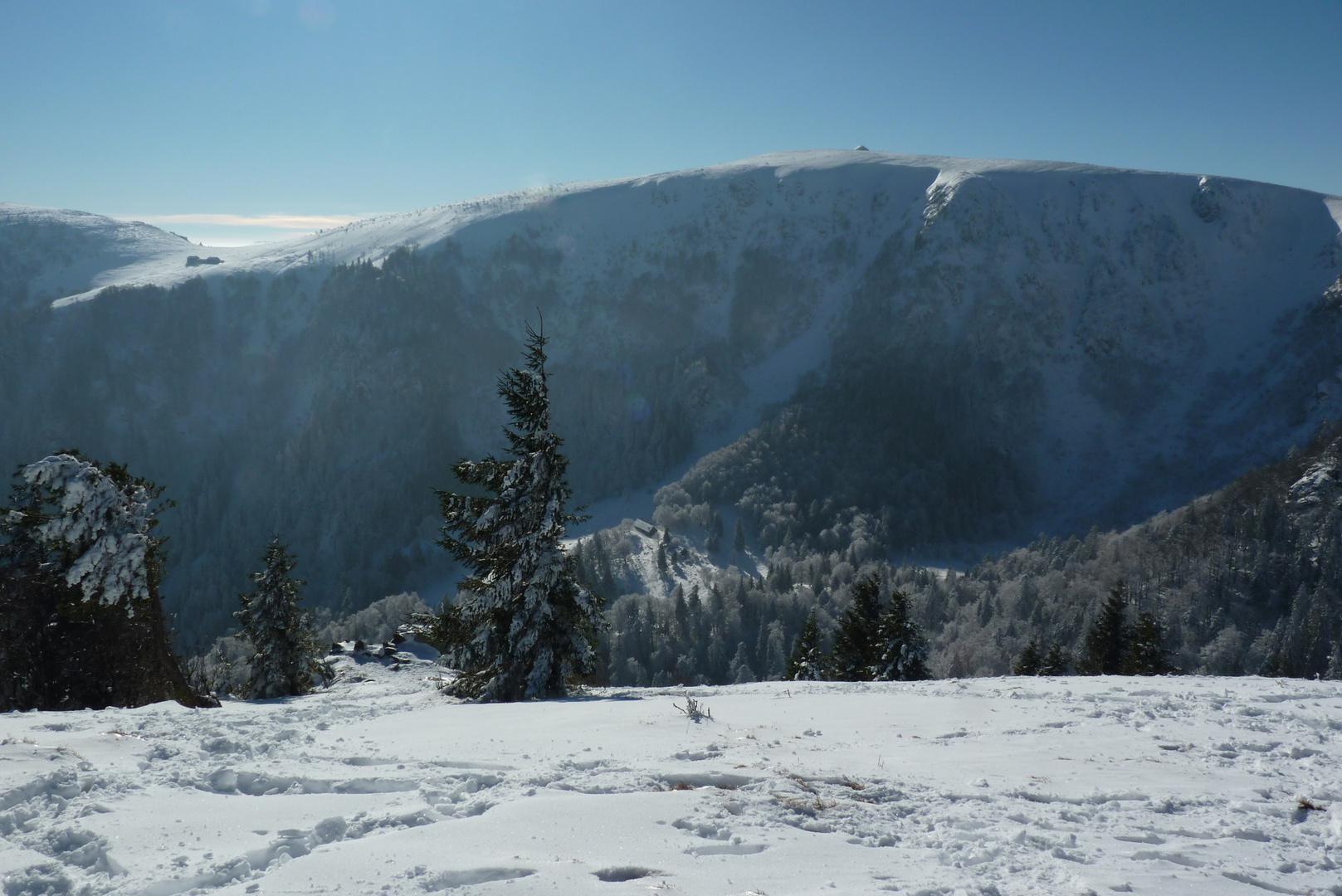 Le cirque glaciaire de Frankental - Missheimle