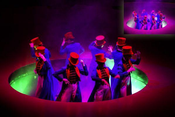 Le Cirques D'Hiver