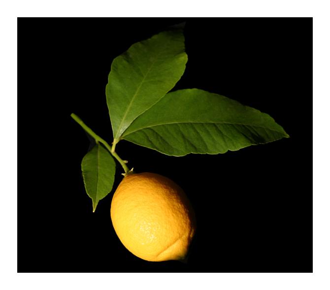 Le citron Star !