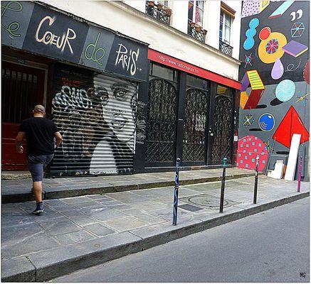 """""""Le Coeur de Paris""""..."""