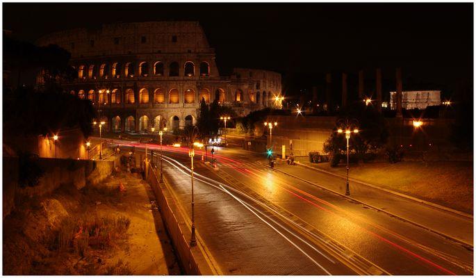 Le Colisée nocturne