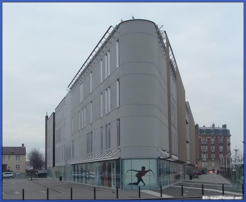 Le conservatoire de musique du Havre