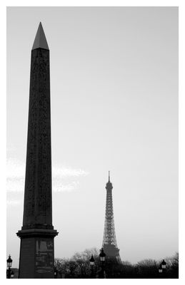Le contraste à Paris 2 le retour