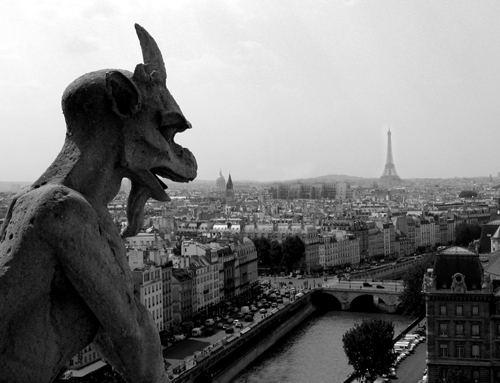 Le cornu de Notre-Dame