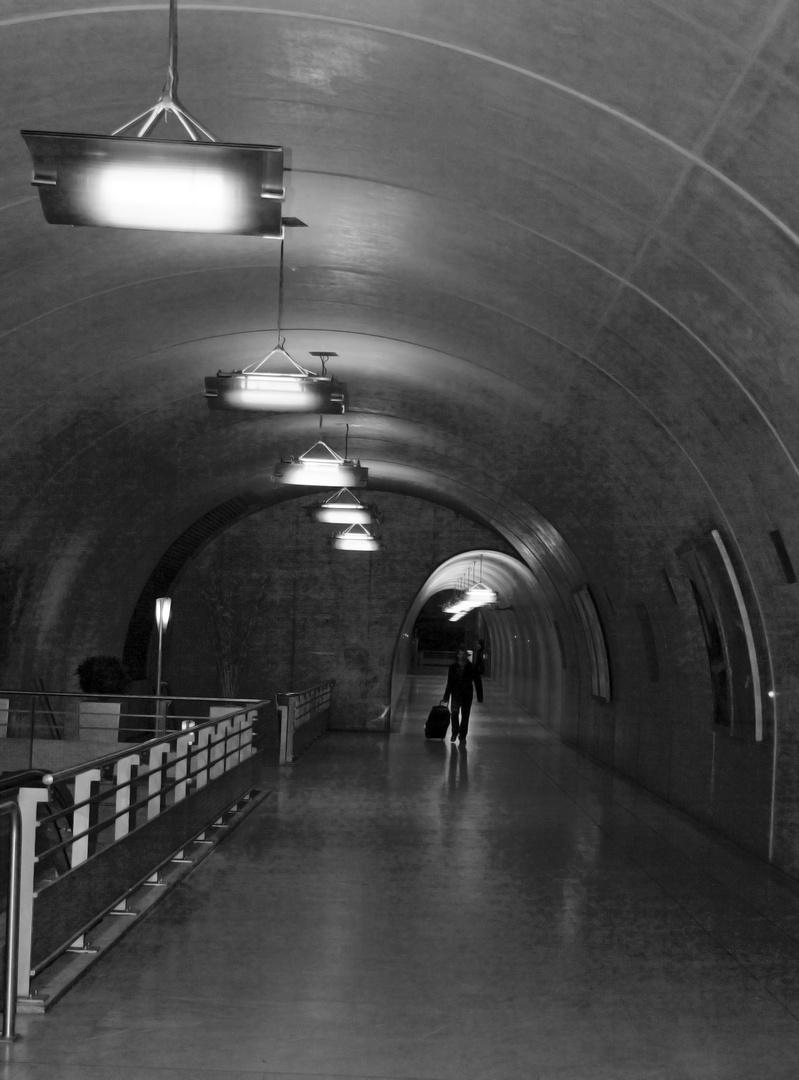 Le couloir # 1