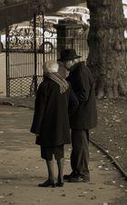 Le couple du parc