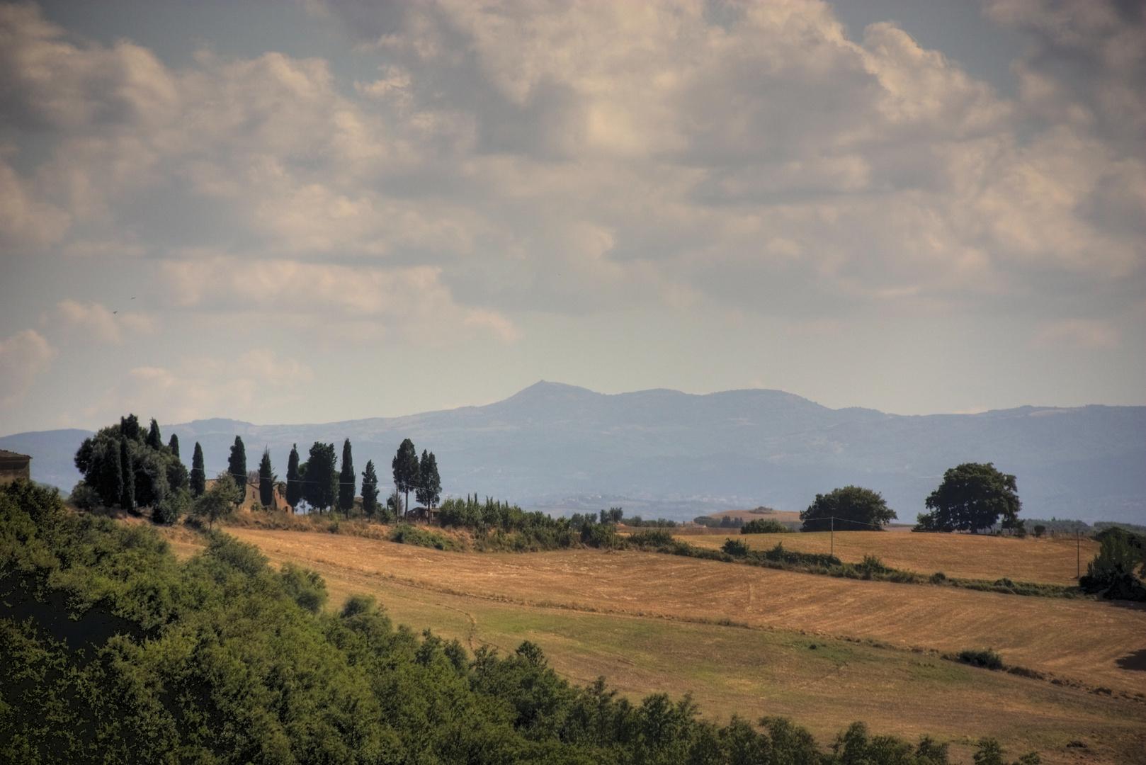 Le Crete Senesi.