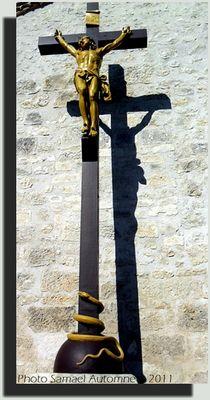 Le crucifié d'Airain...