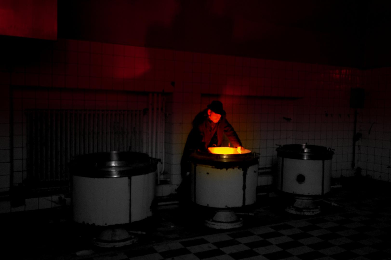 le cuisine de la peur