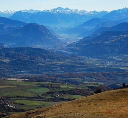 Le Dauphiné, en terre Gapençaise