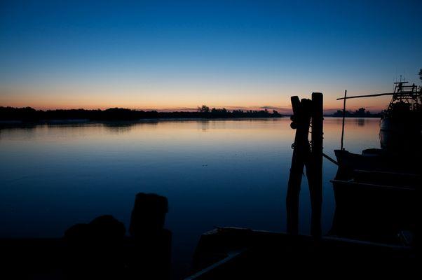 le Delta du Pö(italie 5h30)