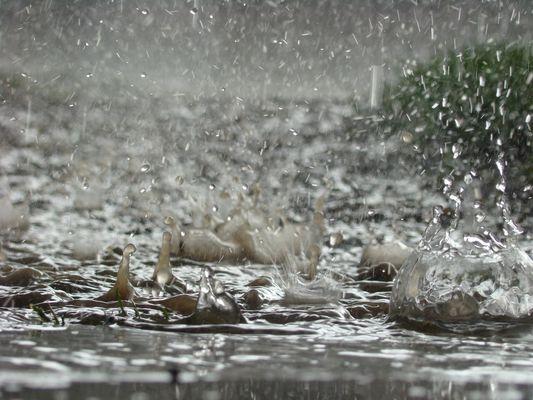 Le Déluge!