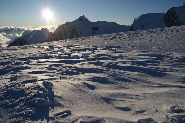 Le Dome du Gouter, Massif du Mont Blanc